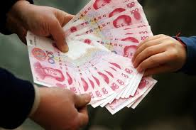 Dịch vụ chuyển tiền sang Trung Quốc nhanh chóng uy tín