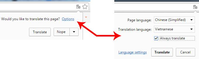 Dịch taobao.com sang tiếng Việt