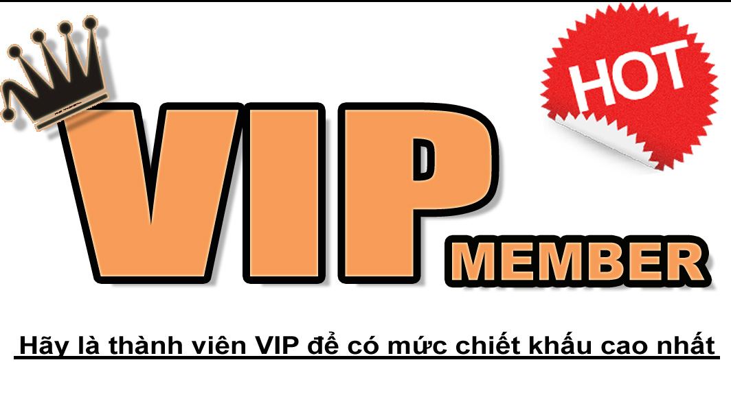 Đăng ký thẻ khách hàng VIP