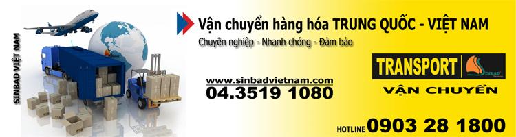 Dịch vụ vận chuyển hàng hóa chuyên tuyến trung quốc việt nam