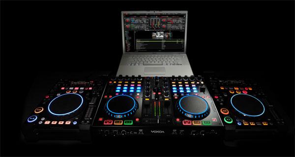 Bộ máy DJ VOXOA - Sinbad Việt Nam