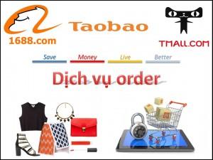 Dịch vụ order hàng Trung Quốc Taobao Alibaba Tmall uy tín