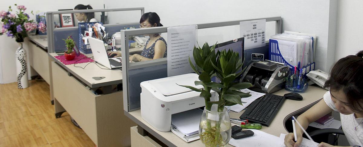 Văn phòng Sinbad Việt Nam